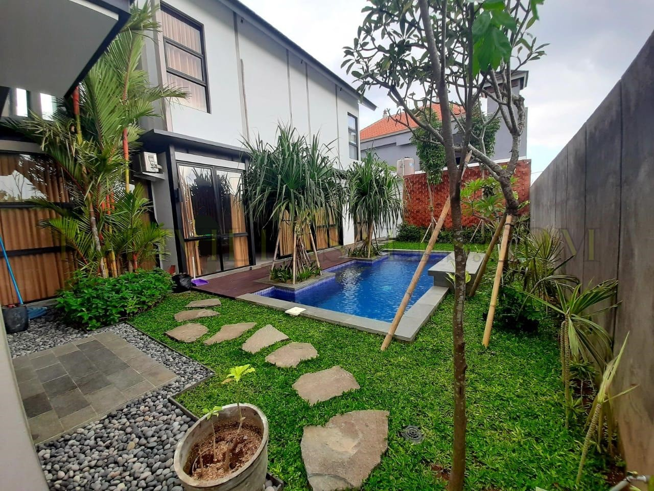 Modern 3 Bedrooms Villa For Sale In Sanur