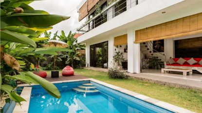 5 bedroom villa in Padonan- Canggu