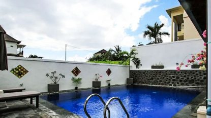 2 Bedroom villa for sale freehold in North Canggu