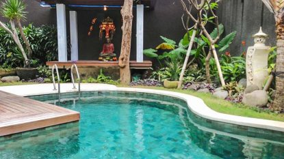 3 Bedroom villa sale freehold in Seminyak