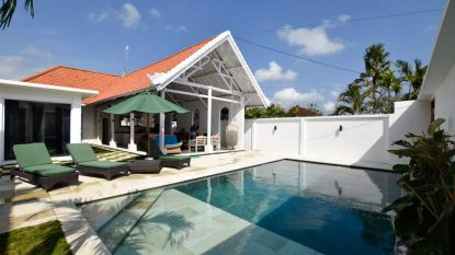 3 Bedroom Villa for Sale leasehold in Canggu