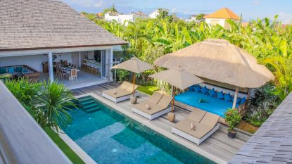 4 bedroom villa for sale leasehold in Petitenget