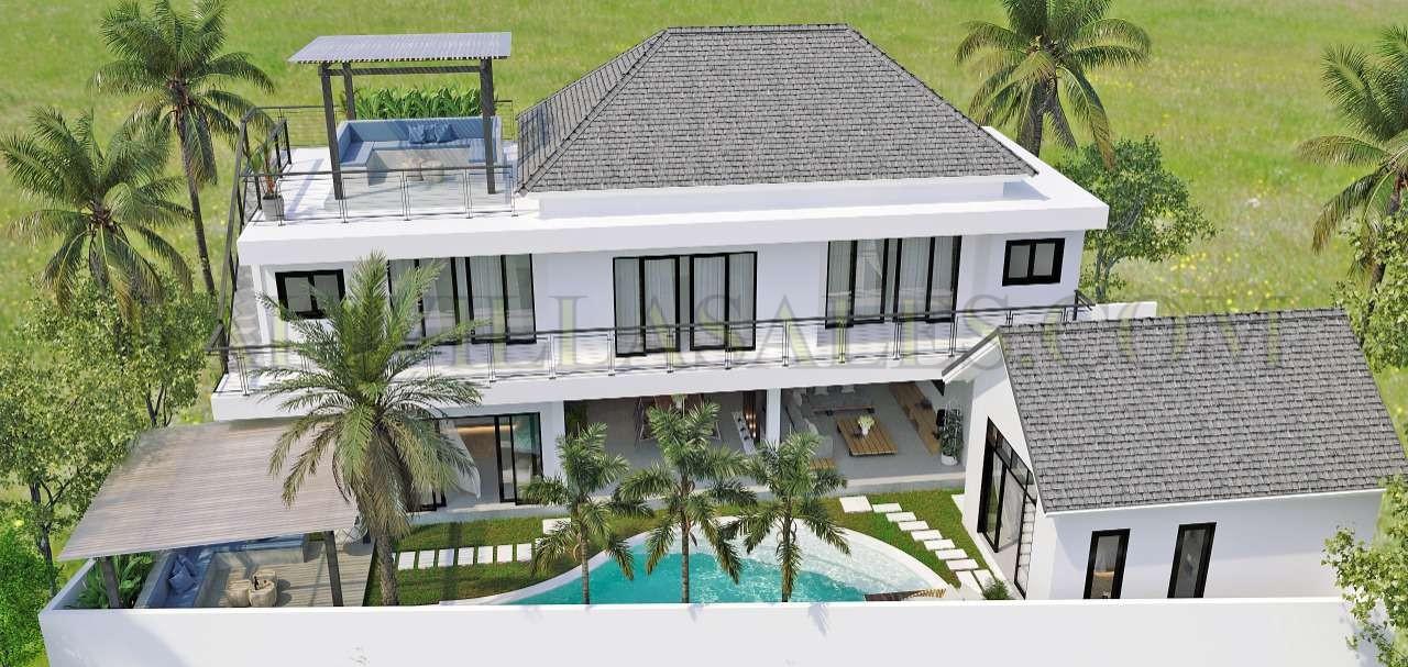 New development in Echo-Beach 'Villa Echo Escape'