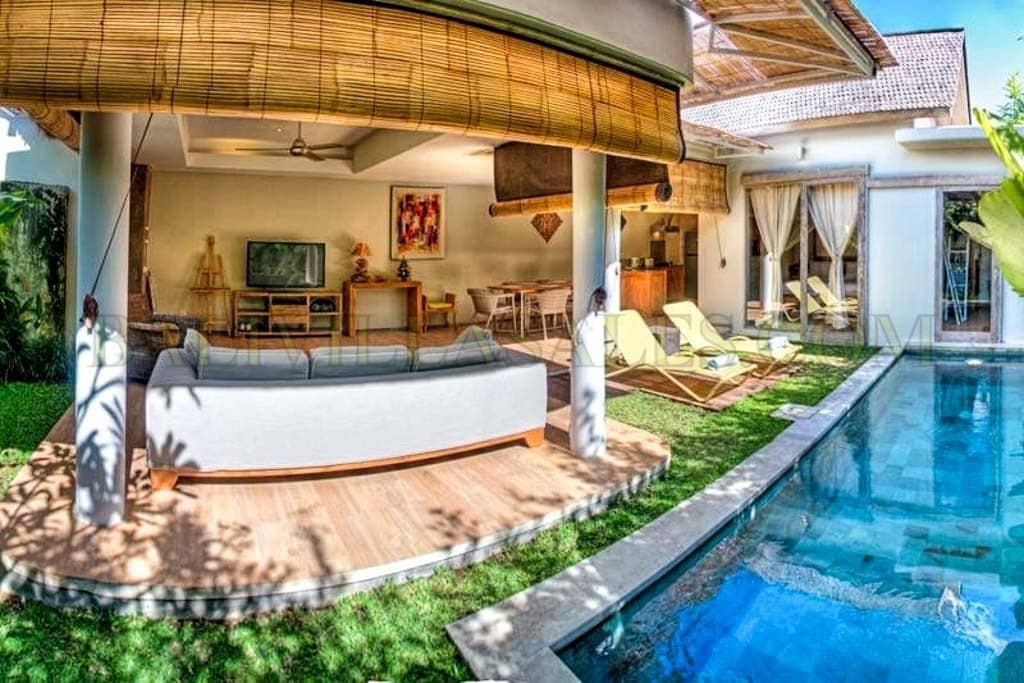 1 Bedroom Villa for sale leasehold in Umalas