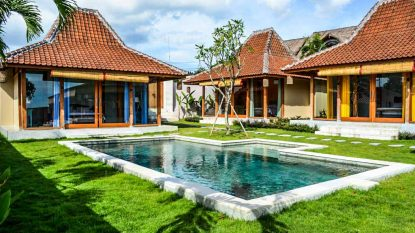 Spacious 3 Bedroom Joglo Villa for sale in North Canggu