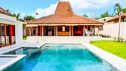 3 Bedroom Joglo for sale leasehold in North Canggu
