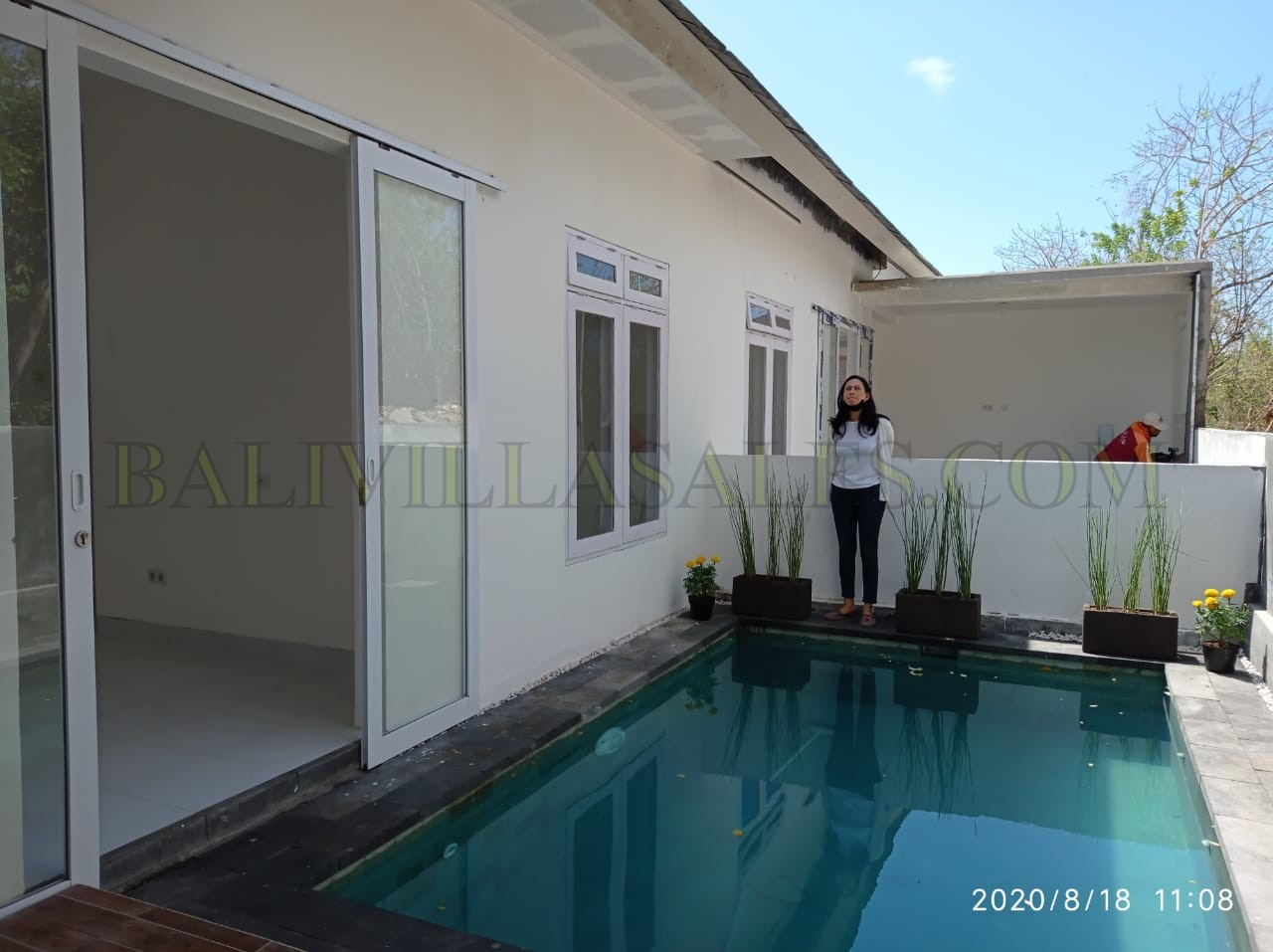 Freehold 2 bedroom villa in a residence in Nusa Dua