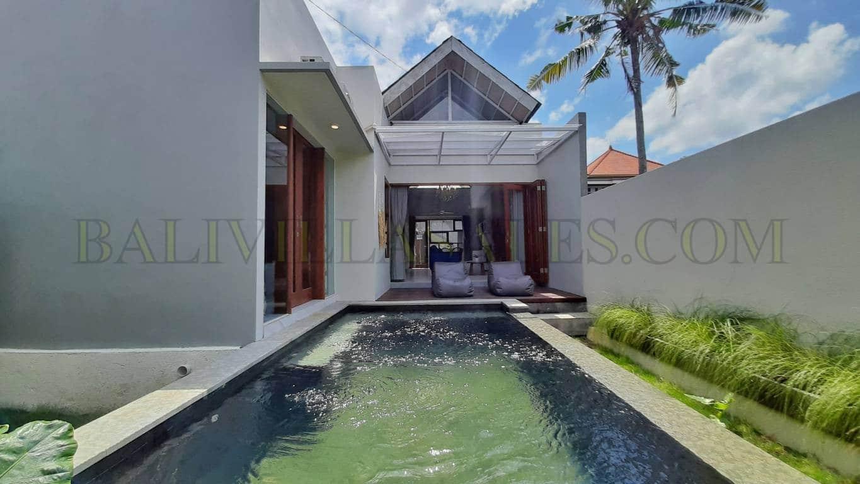OFF PLAN 2 bedroom Villa in North of Canggu.