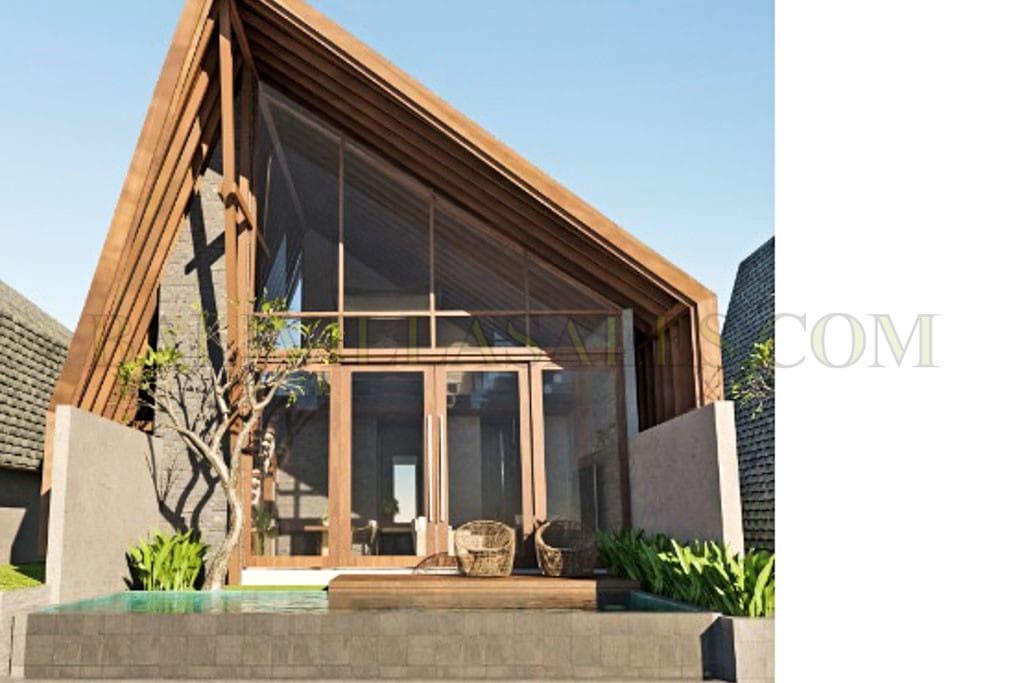 Off Plan 1 Bedroom Loft for sale leasehold in Cemagi