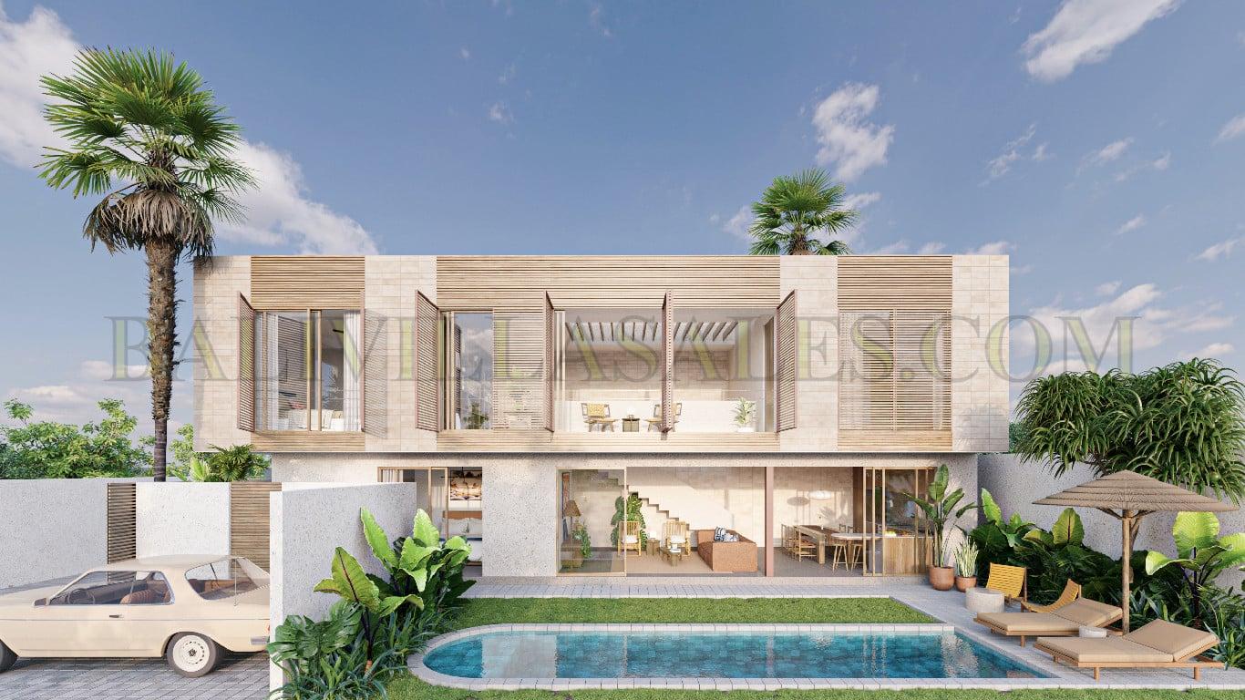 3 bedroom bright villa in the heart of Berawa Canggu