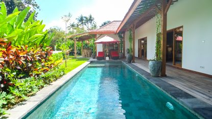 PRIVATE 3 BEDROOM VILLA IN NORTH CANGGU