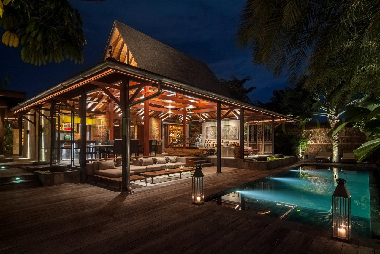 The Luxury estate in Bali