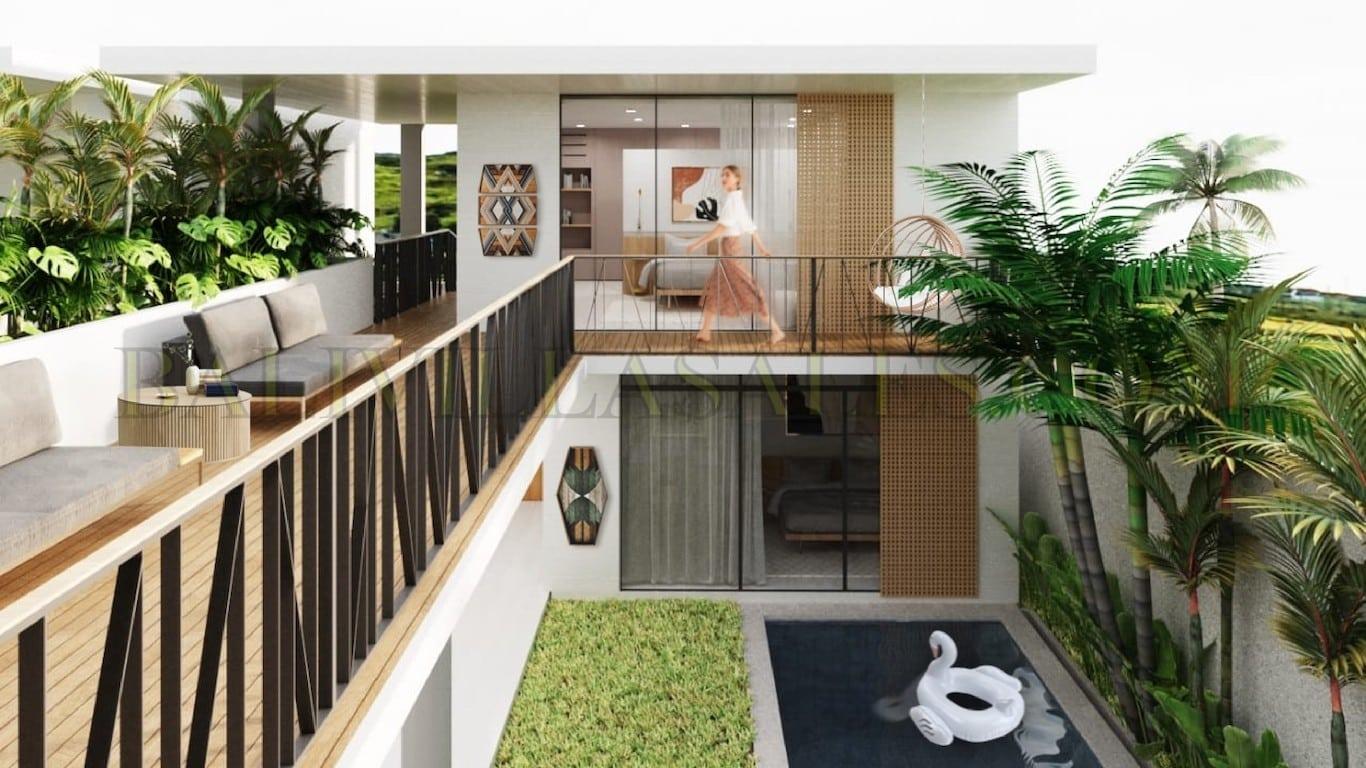 4 bedroom tropical villa berawa beach ( off-plan )