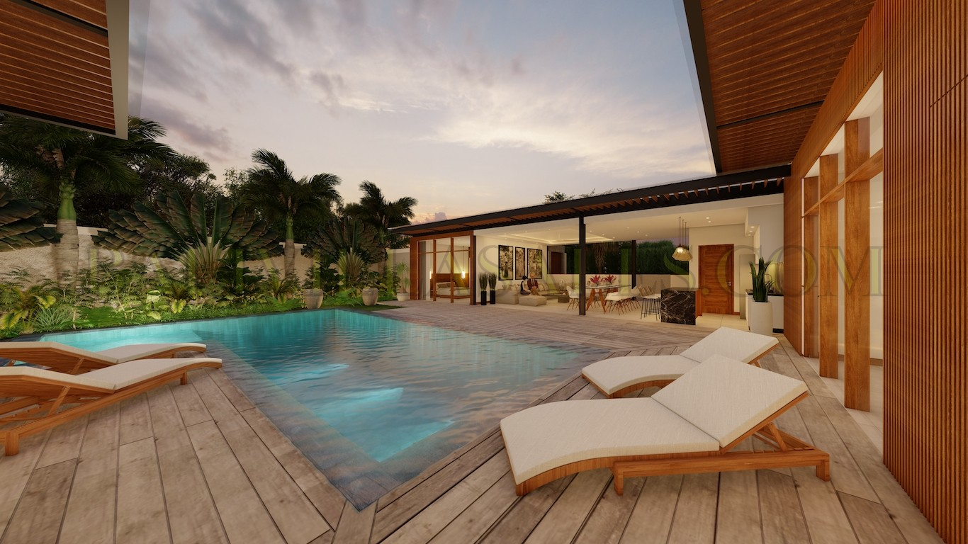 5 bedroom villa off-plan European build quality!