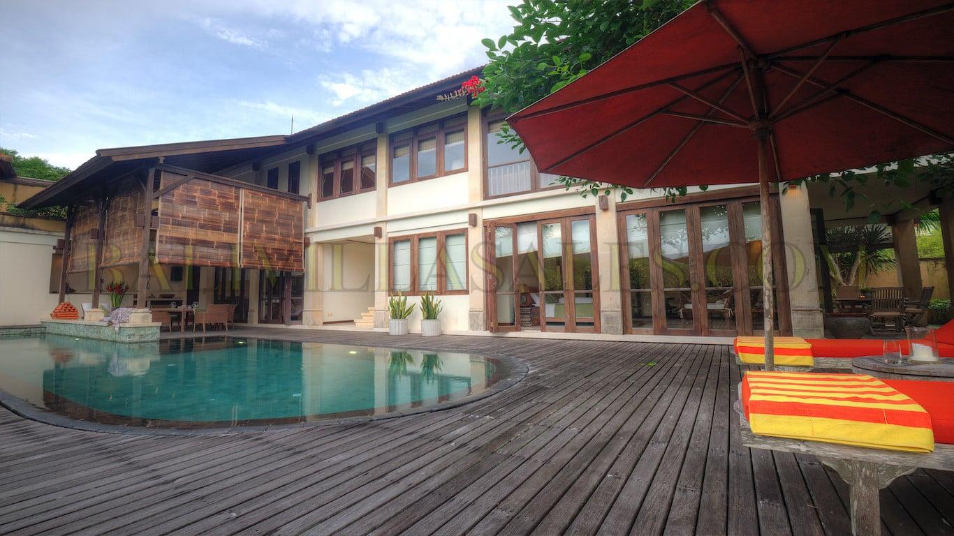 Villa 2 kamar tidur yang luas di Jimbaran / Ungasan