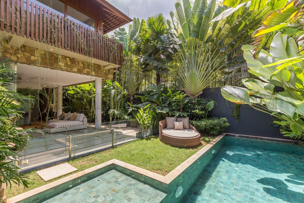 Villa Tropical di area Echo Beach