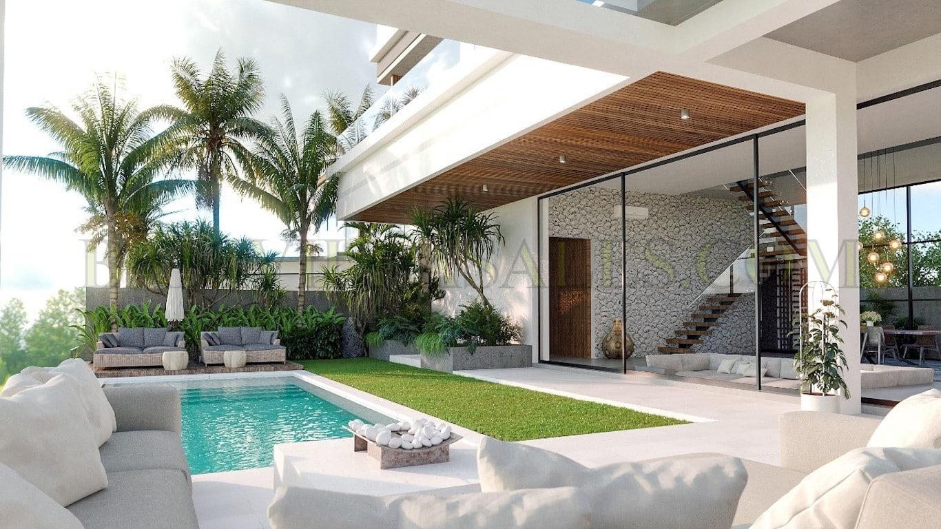 Off-plan 4 bedroom villa near Pererenan beach