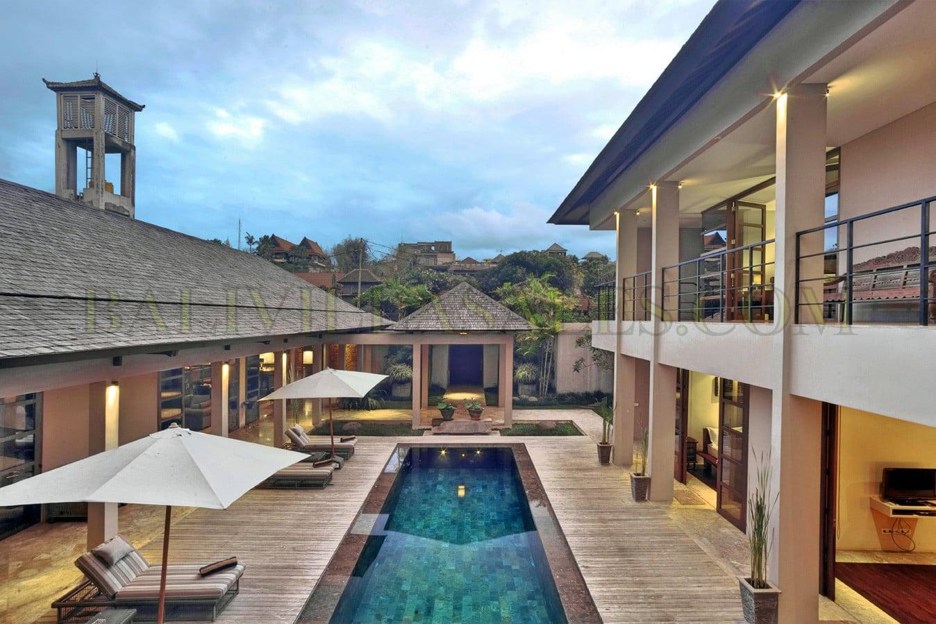 A Four Bedrooms Luxury Private Villa in Jimbaran – Bali