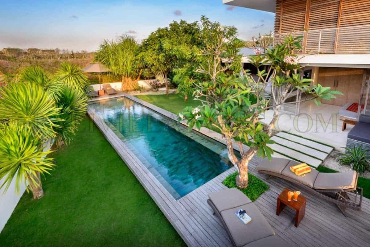 Stylish and Contemporary Freehold Villa in Ungasan – Balangan Beach