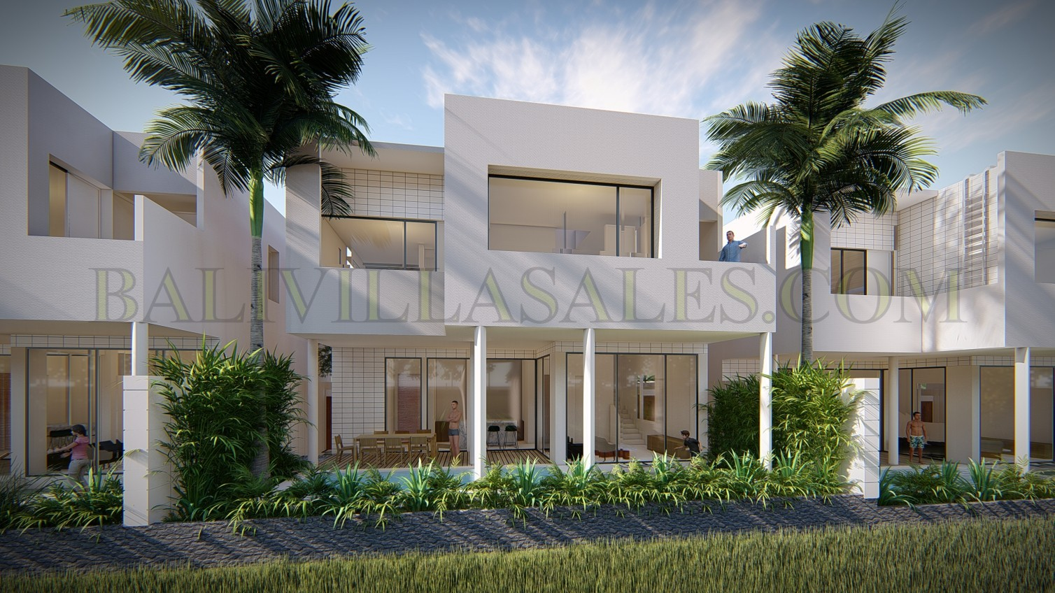 3 Bedrooms Luxury Townhouse with a striking modern design, Completed September 2021