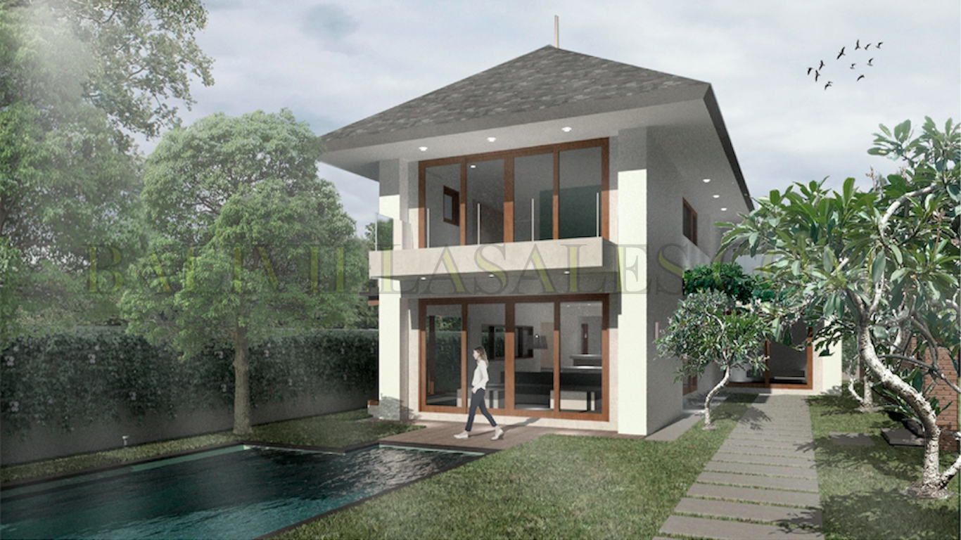Brand new 3 bedroom villa, good quality built and completed in December 2021!