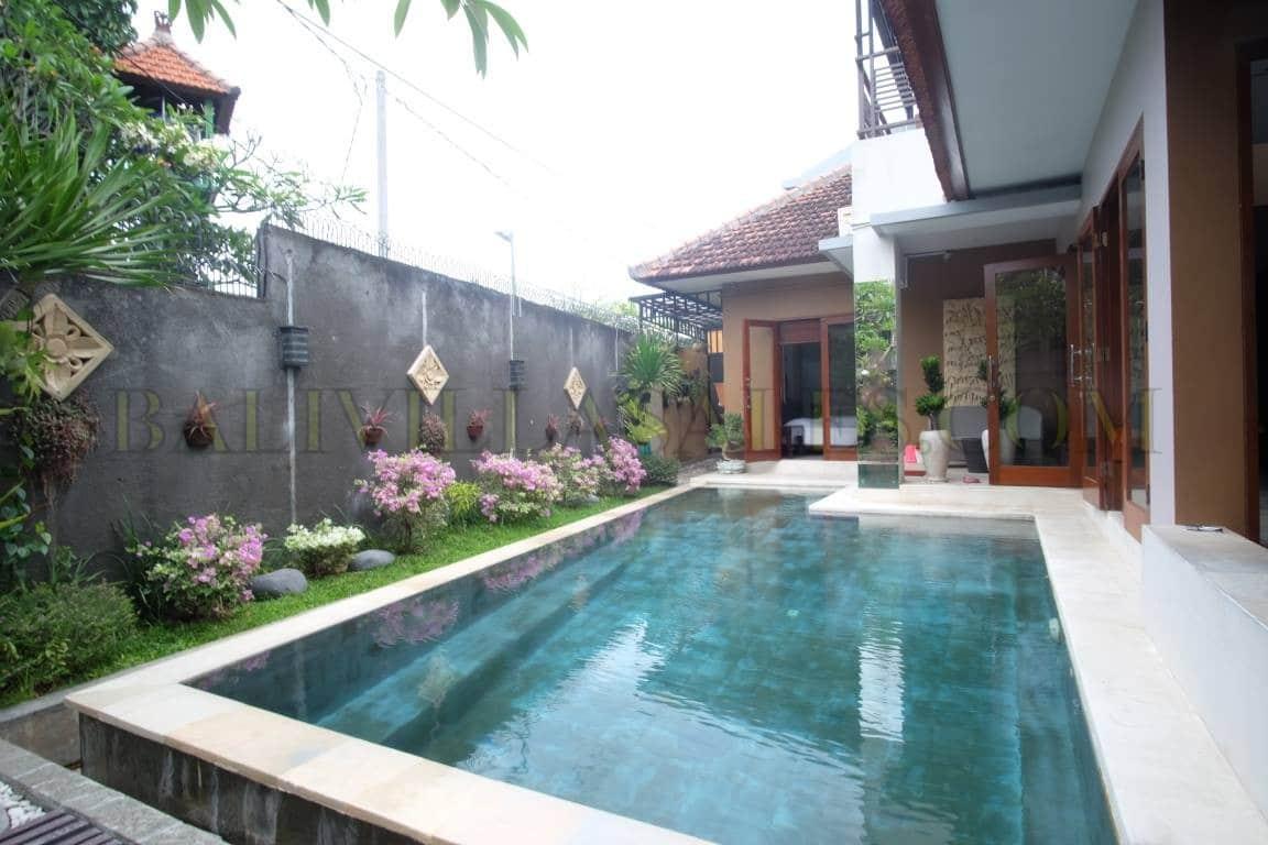 Villa bagus dijual di Sanur