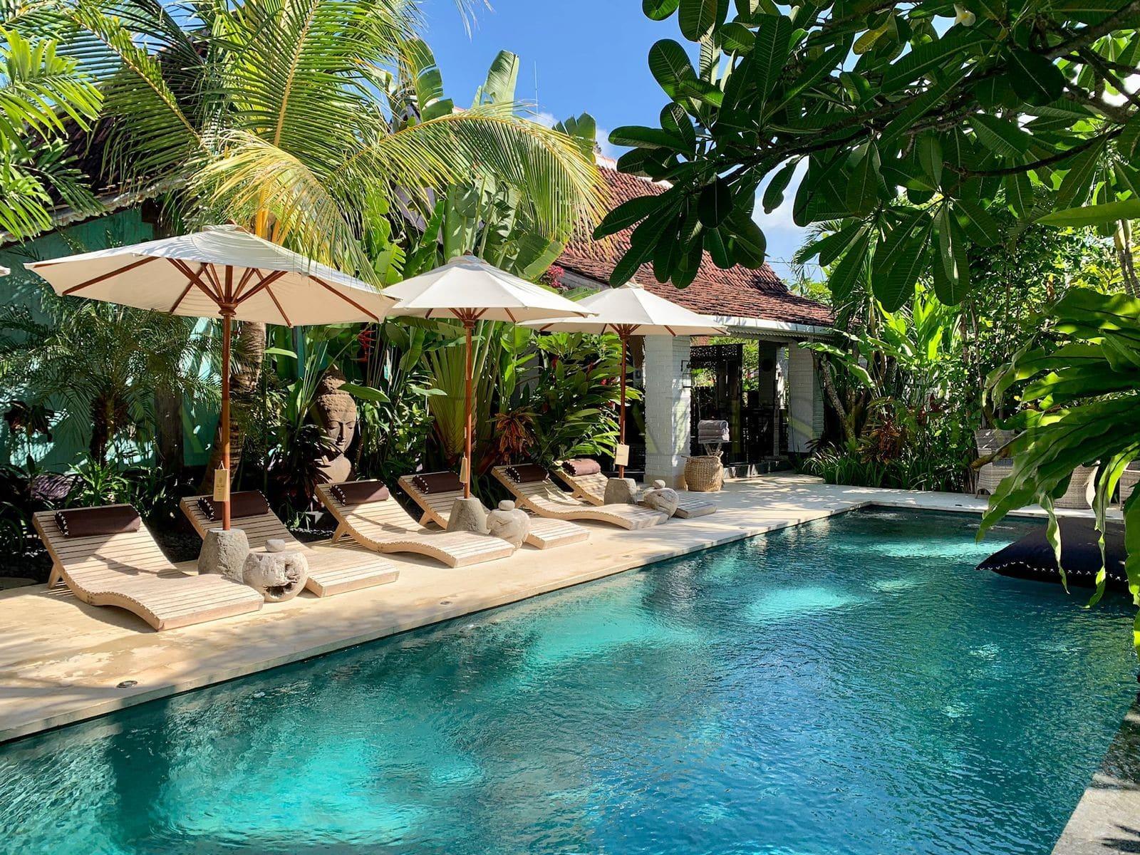 Boutique Villa in Bingin Beach